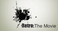 Retro: the movie title still